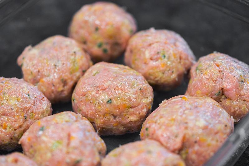 Thanksgiving Turkey Meatballs