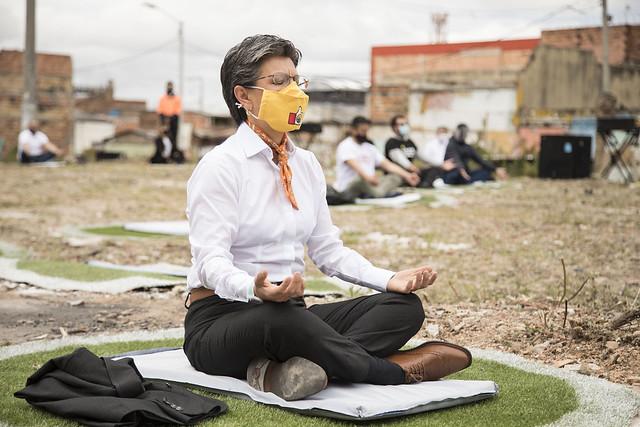 Meditación Ancestral al Bronx