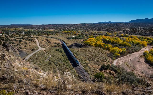 Autumn in the Galisteo Basin