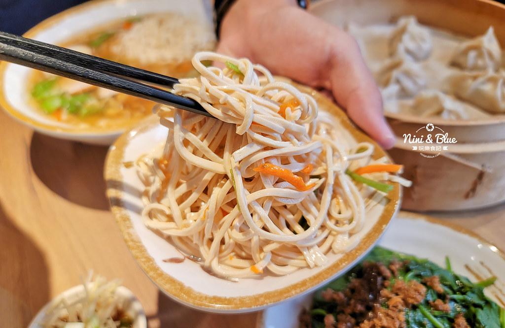 黃家園蒸餃館.模範市場美食06