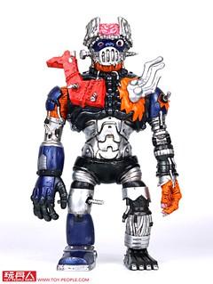 UNBOX × 猿創作 × 永井豪【Mazomger Z】玩具人全球搶先報!
