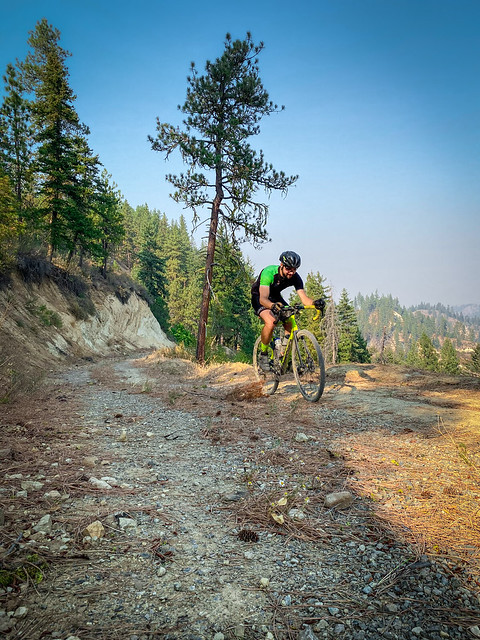 Day 4 - Tripp Canyon Summit