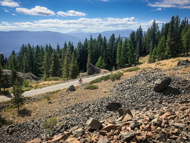 Day 2 - Bethyl Ridge Climb