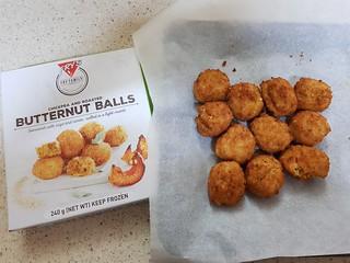 Fry's Butternut Balls