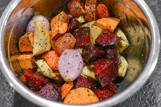 Grill-roasted Root Vegetables | by joshbousel