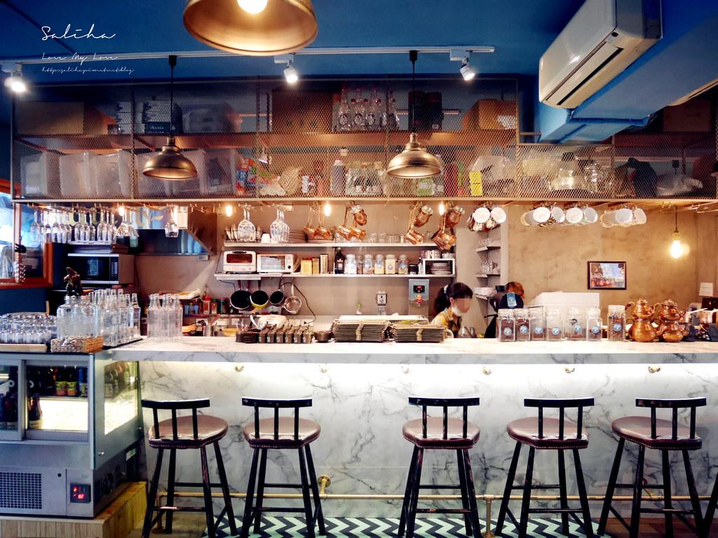 台北網美必拍異國咖啡館Saturn Landing Turkish Coffee登陸土星土耳其咖啡永康街不限時餐廳 (4)