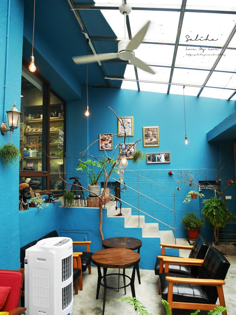 台北超好拍不限時下午茶咖啡廳登陸土星土耳其咖啡永康商圈東門站 (3)
