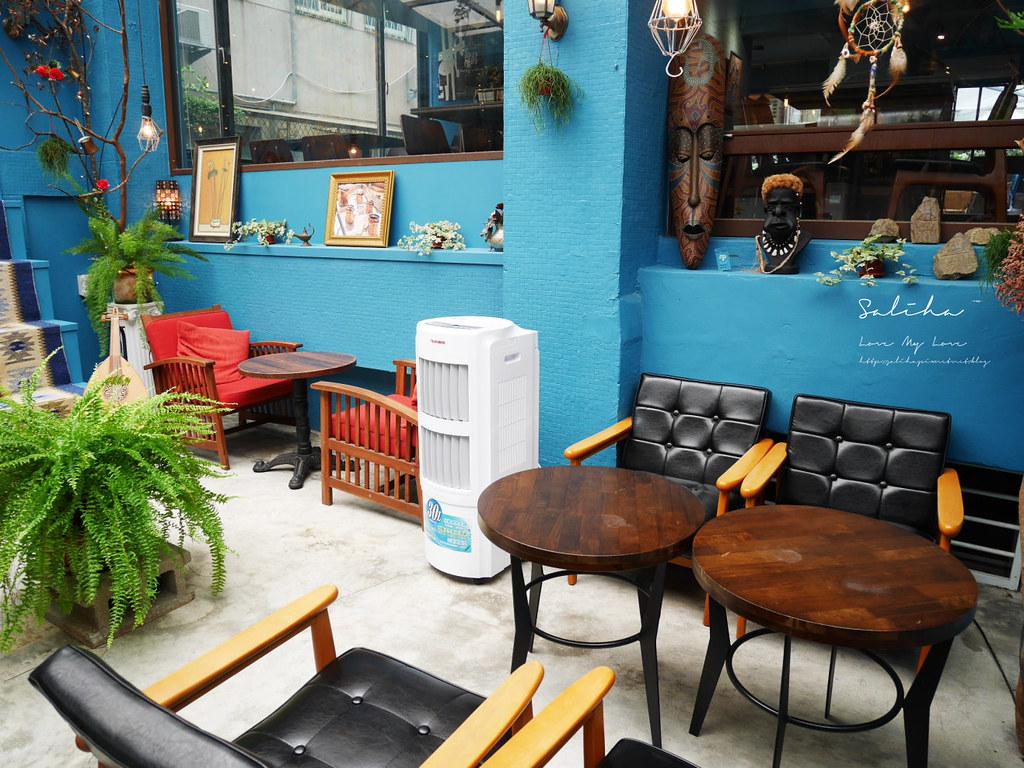 台北超好拍不限時下午茶咖啡廳登陸土星土耳其咖啡永康商圈東門站 (2)