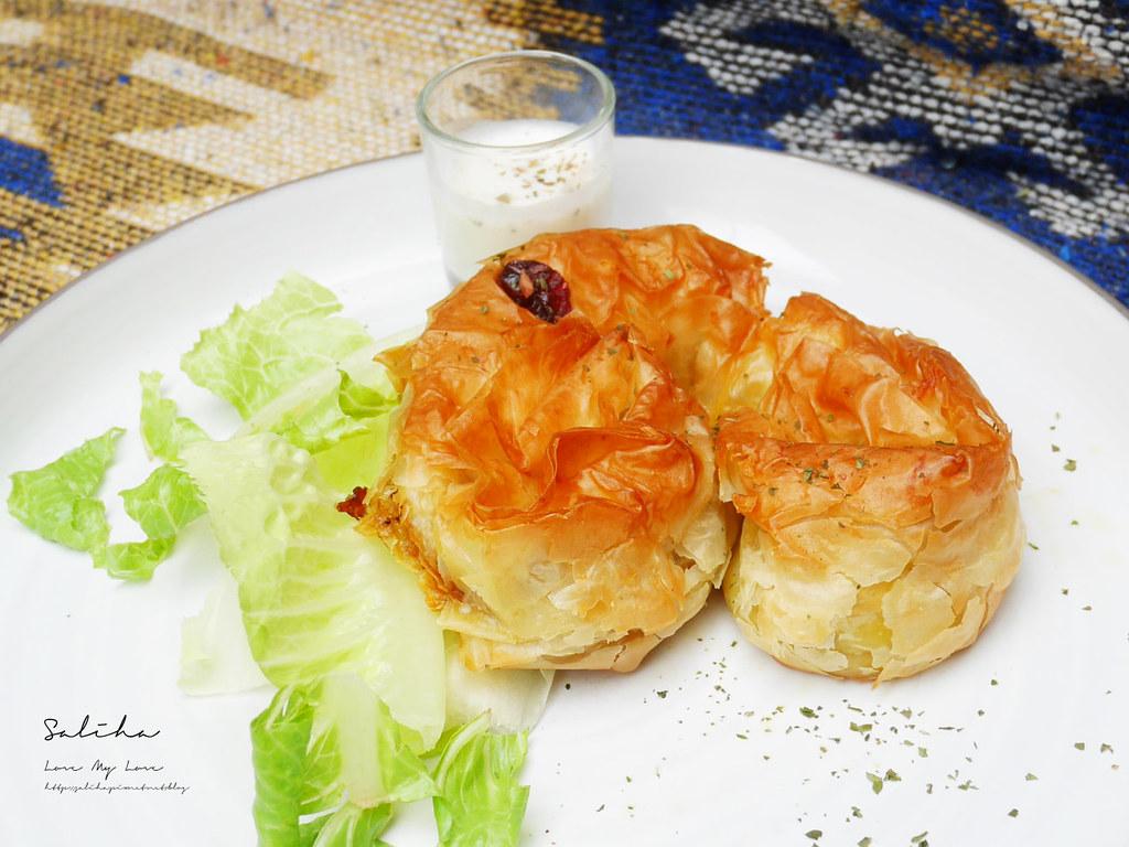 台北永康街不限時下午茶Saturn Landing Turkish Coffee 登陸土星土耳其咖啡 (2)