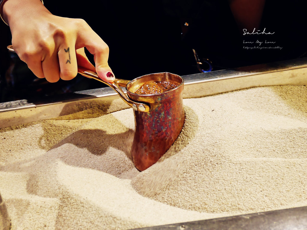 台北不限時咖啡廳推薦Saturn Landing Turkish Coffee登陸土星土耳其咖啡占卜 (1)