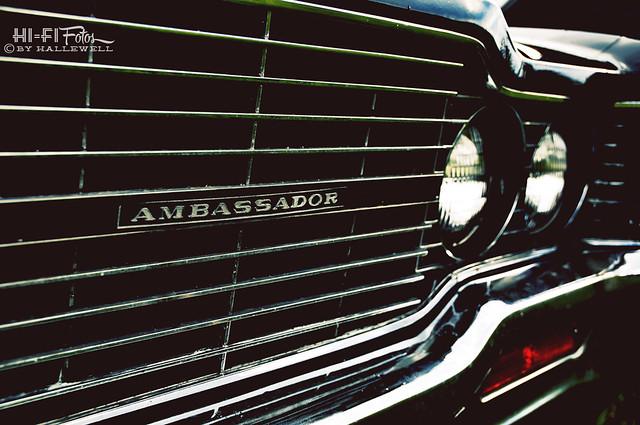 Ambassador Grille