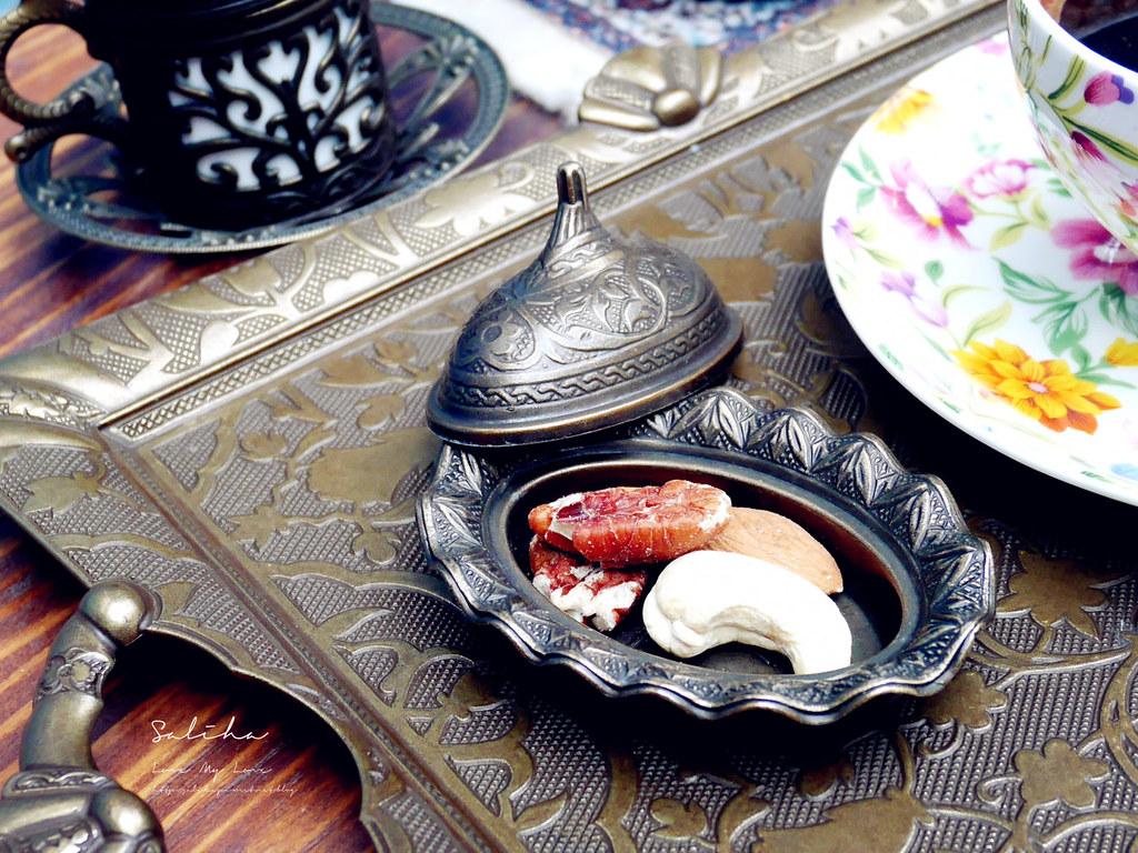 台北特色咖啡廳推薦Saturn Landing Turkish Coffee登陸土星土耳其咖啡永康街下午茶 (3)