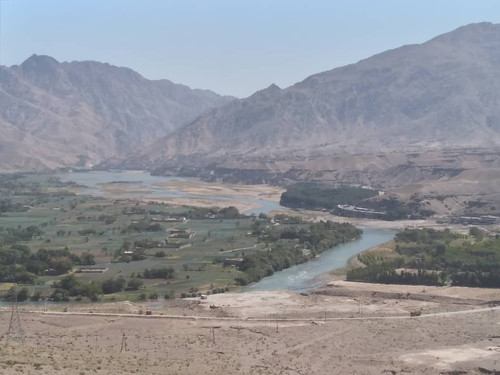 Sarubi District is in the east of Kabul Province. | by UN Assistance Mission in Afghanistan