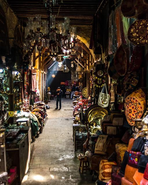 Khan Al-Khalili Market