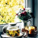Tea time...