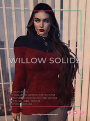 ZFG WILLOW SOLIDS