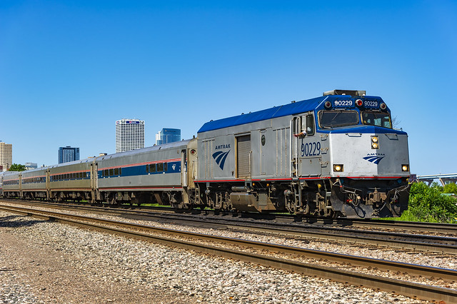 Amtrak Train 338,