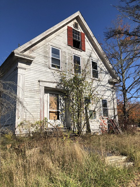 Warren, NH Abandoned Home