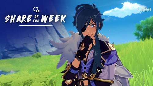 Share of the Week - Genshin Impact | by PlayStation.Blog