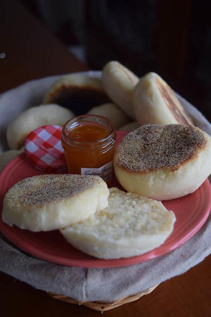English muffins_