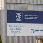 20-10-12 SDG Changemakers event at Danone Rotselaar