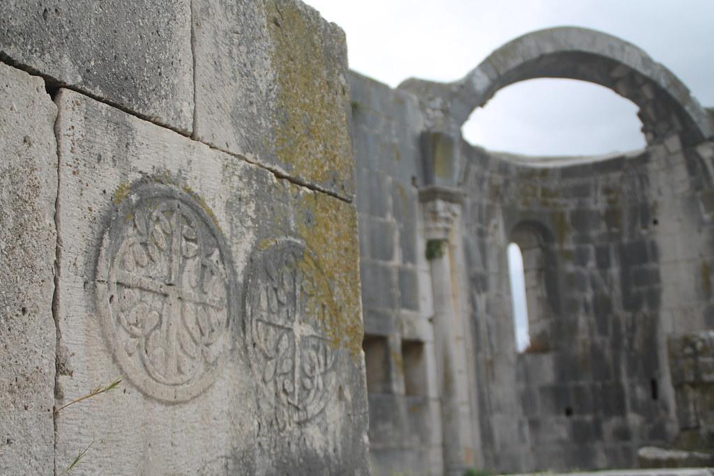 Venosa - L'Incompiuta unfinished abbey