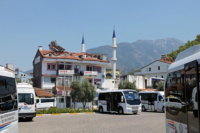 Fethiye Otogar, Turkey
