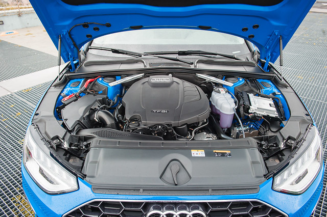 玩具人們的 Dream Car:The new Audi A4 Avant 全新登場