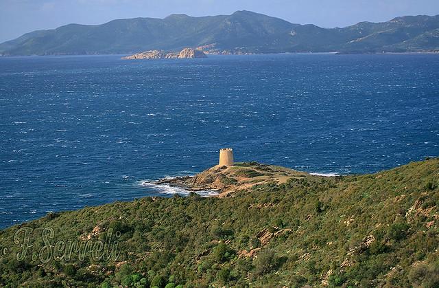 Domus de Maria - Torre di Piscinnì