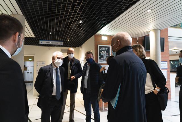 Clôture des États généraux du numérique dans l'académie de Toulouse, St-Orens, 13 oct. 2020