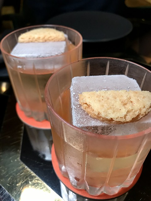 Got Milk? ($22): A clarified milk punch at Siri House at Dempsey