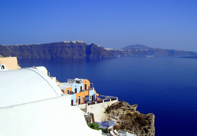 Magic Santorini