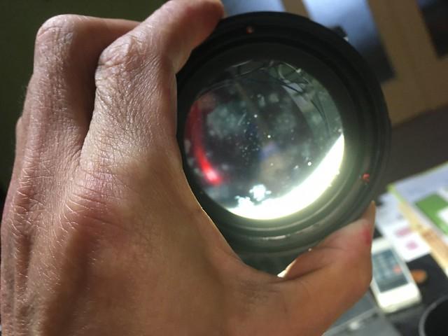 Ai AF Nikkor 24-120mm F3.5-5.6 self repair