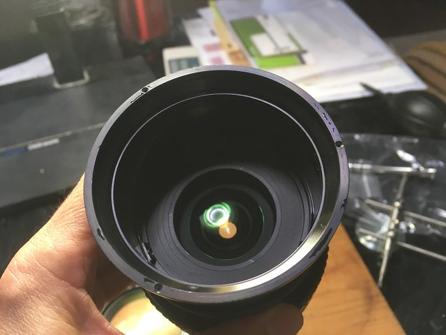 Ai AF Nikkor 24-120mm F3.5-5.6 self repair