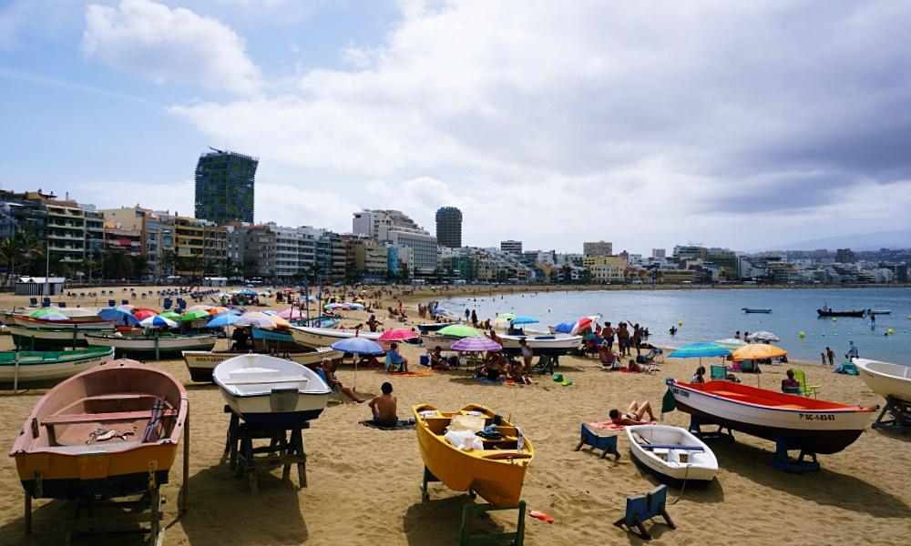 Las Canteras Gran Canaria