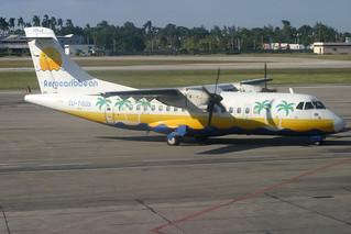 CU-T1509. ATR-42. Aerocaribbean. HVN.