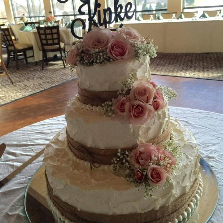 Cake by Pete's Oven Bakery