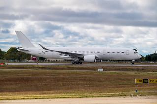 F-WZFG ALAFCO AIRBUS A350-941 msn 338