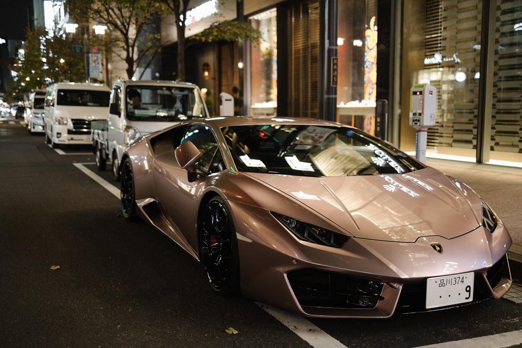 Lamborghini Huracán 2020/10/17 IMG_0083
