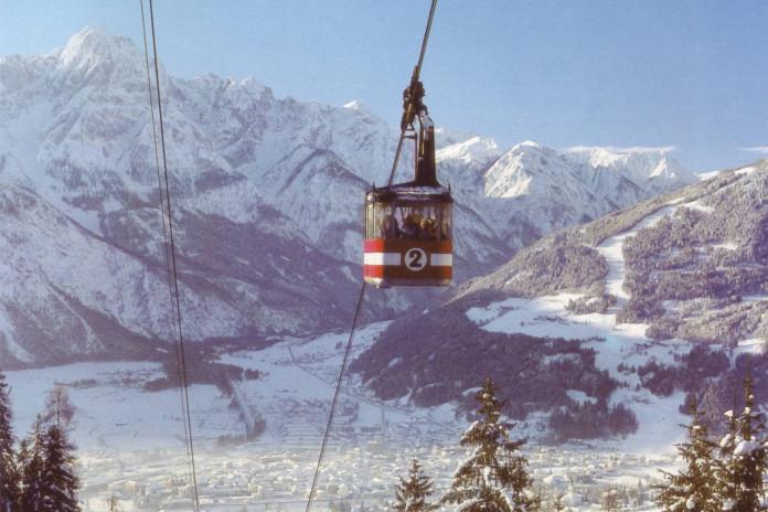 Bezmála 70 let lanovek v rakouském Lienzu