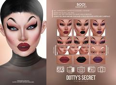 Dotty's Secret - Boo! - Makeup Set