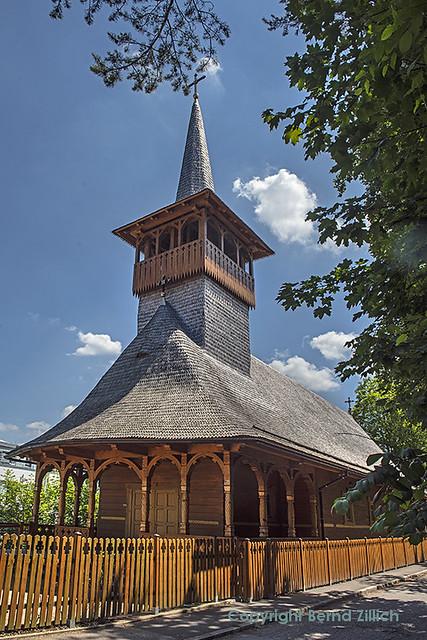 Rumänisch-Orthodoxe Kirche Maria Verkündigung in München