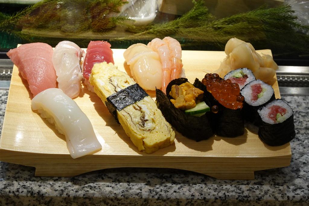 魚がし鮨(練馬)