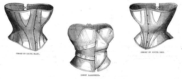 La Mode Illustrée, 7 novembre 1869
