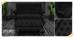 Bewitch Loveseat CHEZ MOI