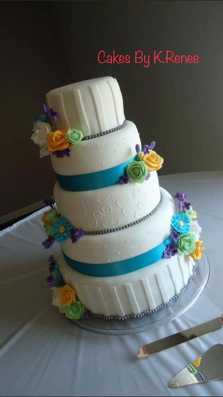 Cake from Cakes By K.Renee