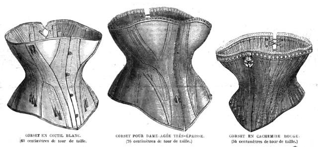 La Mode Illustrée, 21 juillet 1872
