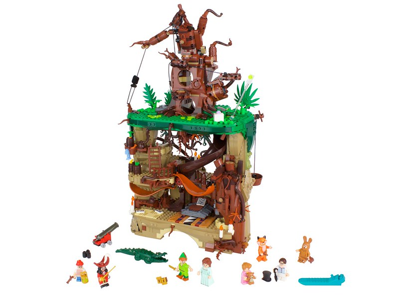 """Lost Boys Hideout """"Product Image"""""""
