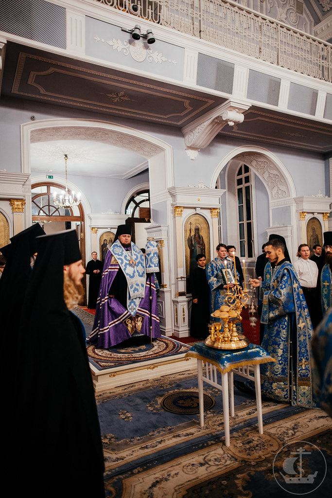 13-14 октября 2020, Покров Пресвятой Богородицы / 13-14 October 2020,the Protection of Our Most Holy Lady the Theotokos and Ever-Virgin Mary