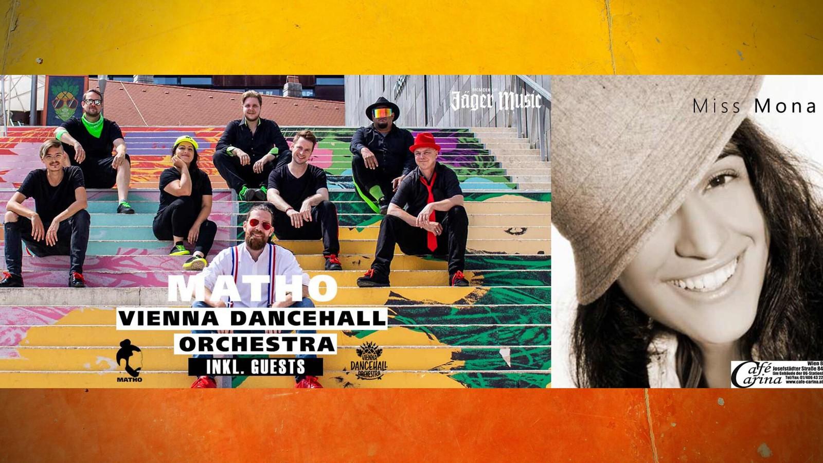 MATHO & Vienna Dancehall Orchestra